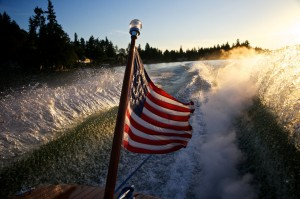 4th of July on the Lake