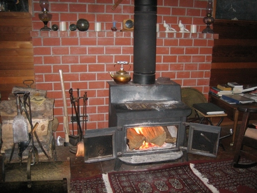 Woodstoves and Fireplace Inserts. Certification Sticker. My own woodstove - Woodstove And Fireplace Inserts Property Blotter